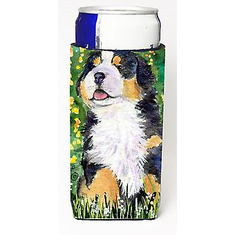 Bernese Mountain Dog Ultra Beverage Insulators for slim cans SS8955MUK