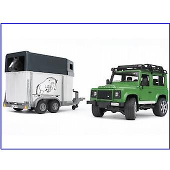 Bruder Land Rover Defender Sw (Toys , Vehicles And Tracks , Mini Vehicles , Cars)