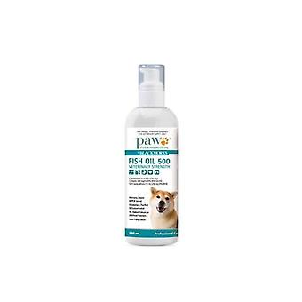 PAW Fish Oil 500 Vet Strength 200ml