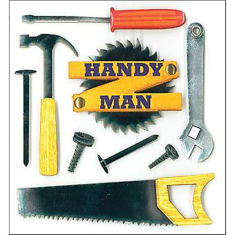 K&Co Dimensional Stickers-Handy Man K578067