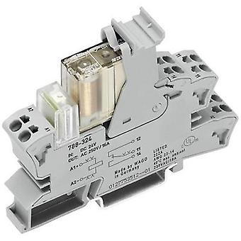 WAGO 788-538 Relay DPDT-CO 230Vac IP20