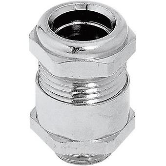 Cable gland M25/PG21 Brass Brass L
