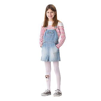 Shirno accessory children tights girls girl application 2-13 years