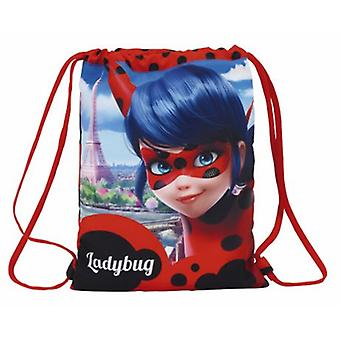 Safta Saco Plano Junior Lady Bug (Toys , School Zone , Backpacks)