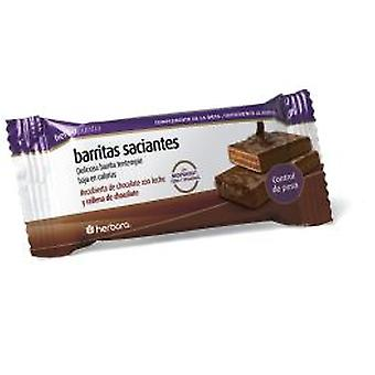 Herbora Herbopuntia Barrita Choco (Diététique , Barres nutritives)