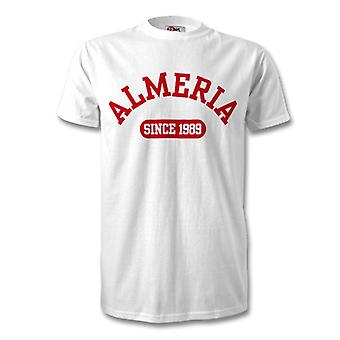 Almeria 1989 Established Football Kids T-Shirt