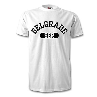 Belgrad Serbien City Kids T-Shirt