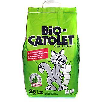 Bio Catolet kuld (100% genbrugspapir) 25 liter