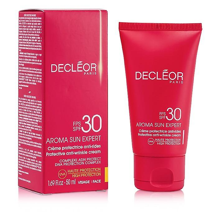 Decleor Aroma Sun Expert Protective Anti-Wrinkle Cream High Protection SPF 30 50ml/1.69oz