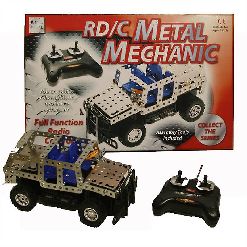 Metal Mechanic Truck