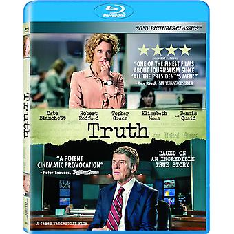 Truth [Blu-ray] USA import