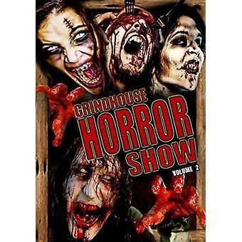 Grindhouse Horror Show 2 [DVD] USA importerer