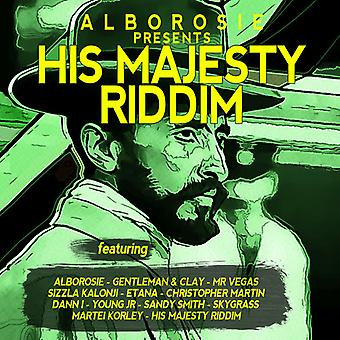 Alborosie Presents His Majesty Riddim - Alborosie Presents His Majesty Riddim [Vinyl] USA import