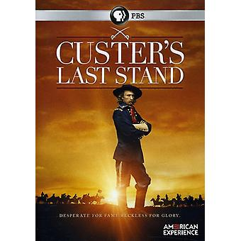 Custer's Last Stand [DVD] USA import
