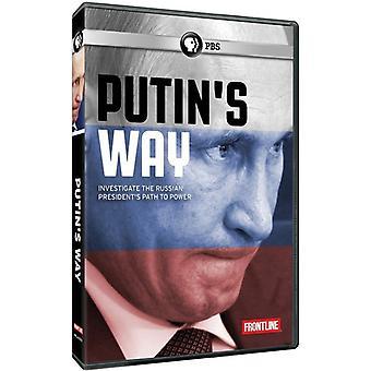 Frontline: Putin's Way [DVD] USA import