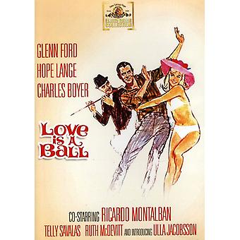 Love Is a Ball [DVD] USA import
