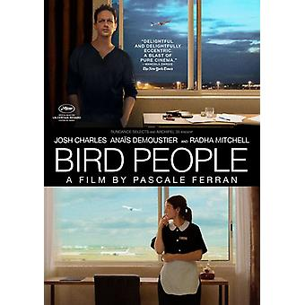 Bird People [DVD] USA import