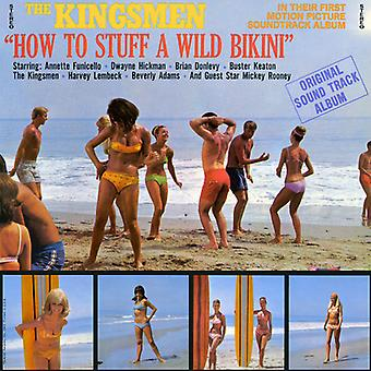 How to Stuff a Wild Bikini - How to Stuff a Wild Bikini [CD] USA import