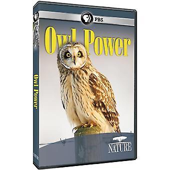 Nature: Owl Power [DVD] USA import