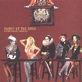 Panik på diskotek - feber du kan ikke svede ud [CD] USA import