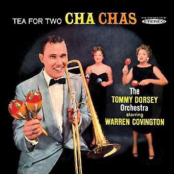 Tommy Dorsey & orquesta - té para la importación de los E.e.u.u. dos Cha Chas [CD]