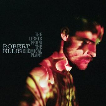Robert Ellis - Lights From the Chemical Plant [CD] USA import