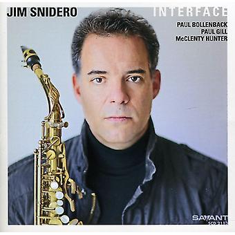 Jim Snidero - Interface [CD] USA import