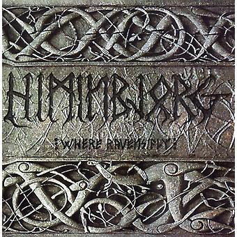 Himinbjorg - hvor Ravens flyve [CD] USA importerer