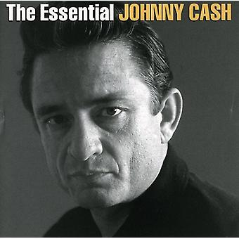Johnny Cash - Essential Johnny Cash [CD] USA import