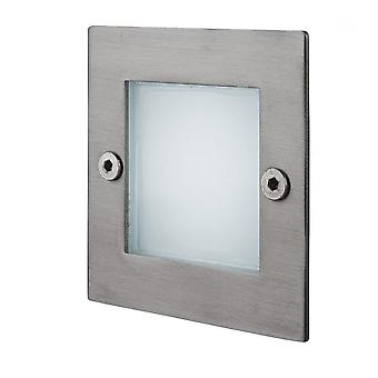 Firstlight Modern Stainless Steel Led Wall And Step Light