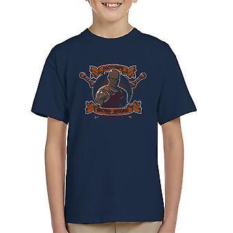 Doctores hellige jorden kæmper Academy Spartacus Kid's T-Shirt