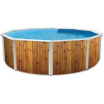 Toi Swimming oval veil with accessories (Garden , Swimming pools , Swimming pools)