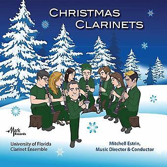 Anderson / Bach, J. / University of Florida - jul klarinetter [CD] USA import