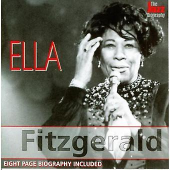 Ella Fitzgerald Jazz Biographie Serie (CD)
