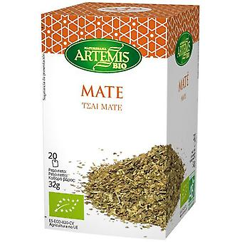 Herbes del Molí Mate Herb Infusion Filters Eco 20 (Herboristerie , Infusions)