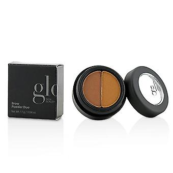 Glo Skin Beauty Brow Powder Duo - # Auburn - 1.1g/0.04oz