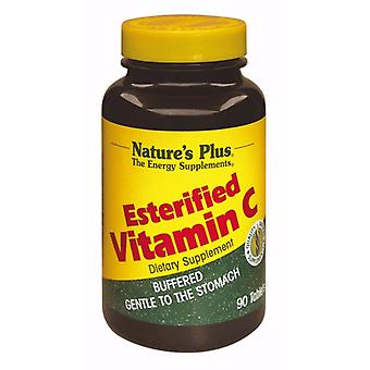 Natures Plus ESTERIFIED VITAMIN C TABLETS 90