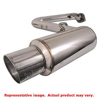 Injen Super SES - Stainless Exhaust System SES2110 Fits:SCION 2005 - 2010 TC