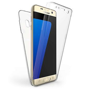 Samsung Galaxy S7 Edge helkropp 360 TPU Gel Case