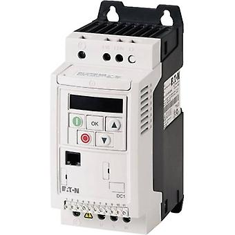 Frequency inverter Eaton DC1-124D3FN-A20N 0.75 kW 1-phase