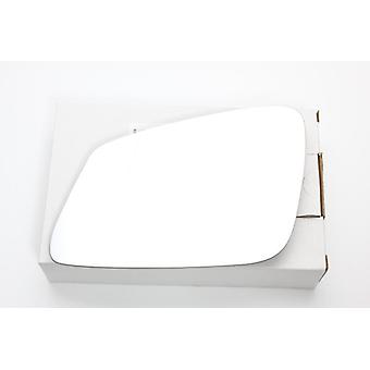 Left Mirror Glass (heated) & Holder For BMW 5 2010-2017