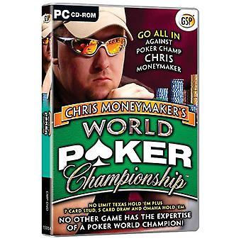 Chris Moneymakers World Poker Championships (PC CD)