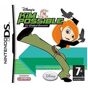 Kim Possible 6 globala Gemini - Disney i farten (Nintendo DS)
