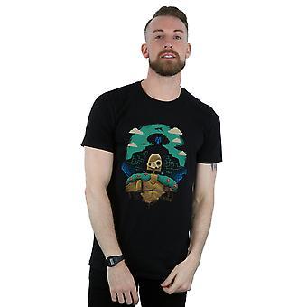 Vincent Trinidad castello cielo automa t-shirt
