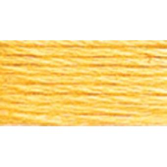DMC 6-Strand Embroidery Cotton 100g Cone-Yellow Pale