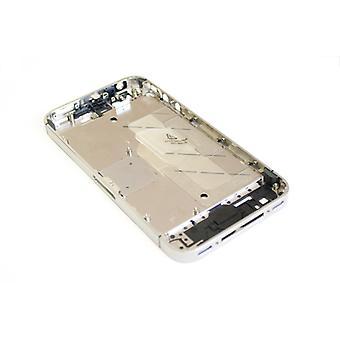 For iPhone 4 - midten Metal-kabinett