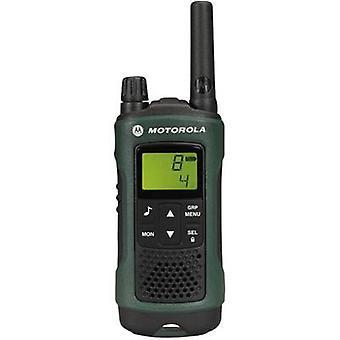 Motorola Solutions TLKR T81 HUNTER PMR handheld transceiver