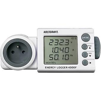 VOLTCRAFT ENERGY-LOGGER 4000 FR Energy consumption meter Data logger