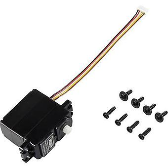 Spare part Reely 12623+S160(4)+S018(4) 2.2 kg servo
