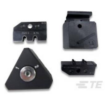 Locator and die for MCP 1.2 LL contacts 4-1579001-6 TE Co